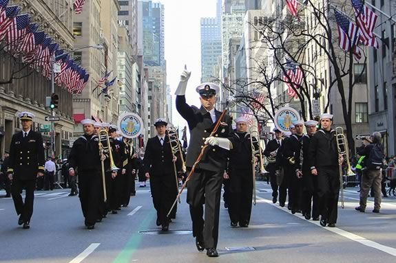 The Navy Band Northeast will be the final concert of the Yankee Homecoming