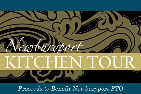 The Annual Newburyport Kitchen Tour features sensational kitchens in a variety of period style homes in this historic riverside coastal community.