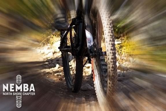 Come learn some mountain biking tips and tricks at Maudslay State Park w/ NEMBA