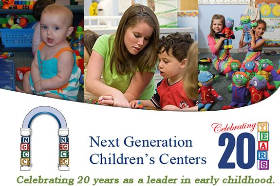 Next Generation Children's Centers Open House in Andover, Beverly, Franklin, Hop