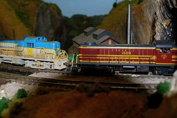 Made possible by the NMRA Hub Division Modular Railroad Group