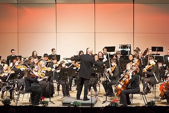 The Northeast Massachusetts Youth Orchestra will perform FREE at the Shalin Liu