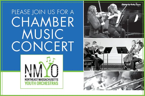 Northeast Massachusetts NMYO's Chamber Music Concert