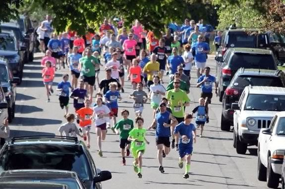 Fueled by Fitness North Beverly Fitness Festival 5k and Kids Fun Run