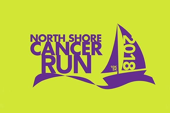 North shore Cancer Runs starts a nd ends at Cove Community Center in Beverly MA