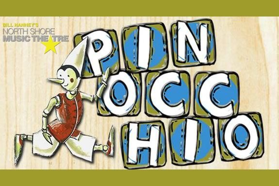 PINOCCHIO Presented by Kaleidoscope Children's Theatre at North Shore Music Theater in Beverly Massachusetts