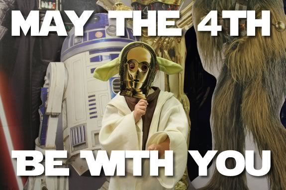 Newburyport Youth Services hosts a Star Wars Party to celebrate May the 4th!