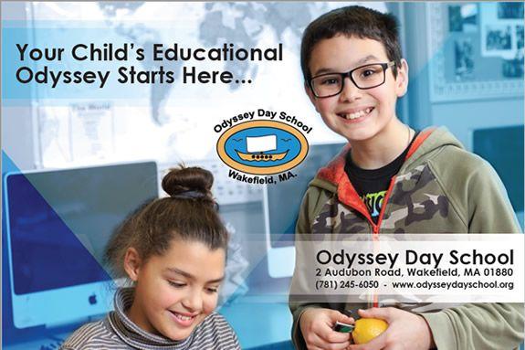 Odyssey Day School in Wakefield MA Open House