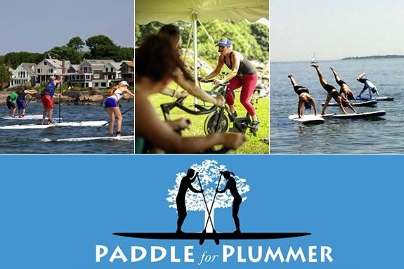 Paddle for Plummer is a fun and fantastic annual fundraiser for the Plummer Home in Salem MA