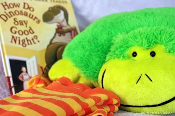 Kids are invited to the pajama time book reading at Sawyer Free Library.