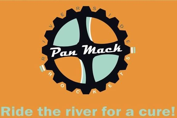 The Pan Mack ride raises funds for the Dana-Farber Cancer Institute and the Jimmy Fund Clinic