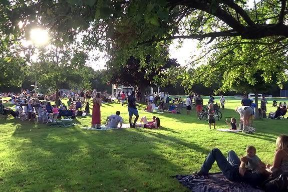 North Shore Free Concerts for North Shore Families at Patton Park in Hamilton Massachusetts