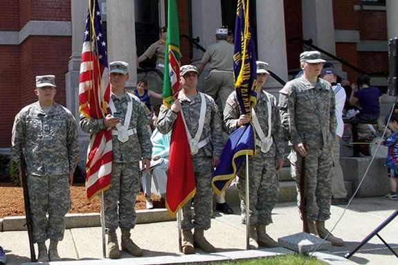 Peabody Mass Memorial Day Ceremonies