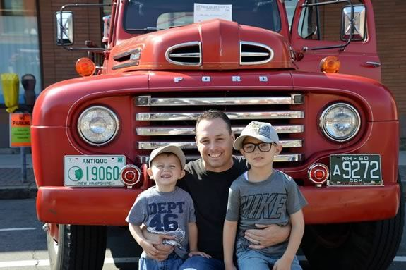 Bring the whole family down for the 5th annual Peabody Car Show in downtown Peabody Massachusetts