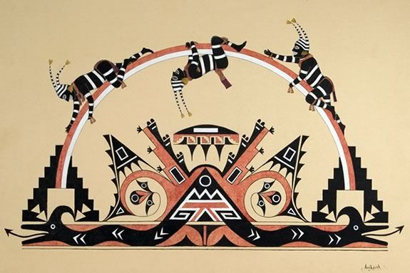 Explore the concept of shape shifting through Native American art at PEM!