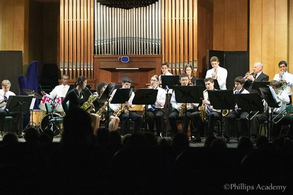 The Phillips Academy Jazz Band