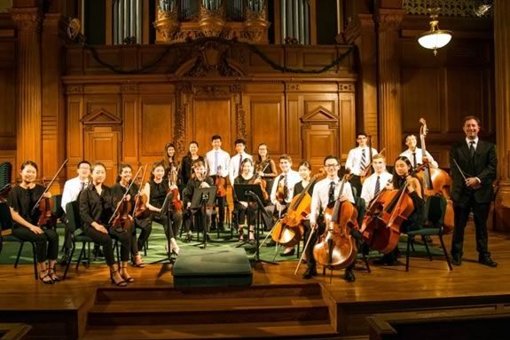 The Phillips Academy Chamber Orchestra Concert is free and open to the public