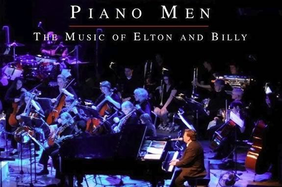Piano Men brings the Music of Billy Joel and Elton John to Castle Hill on the Crane Estate in Ipswich Massachusetts!