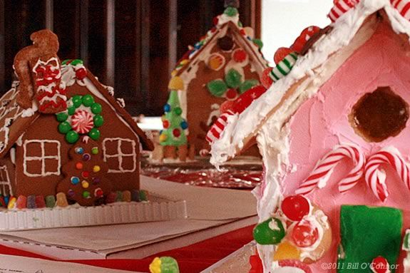 Ipswich Museum invites kids and their families to a Gingerbread House Workshop!