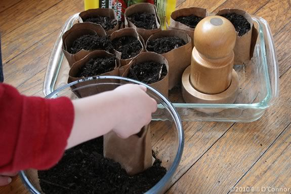 Come plant a garden at the Children's Museum of NH!