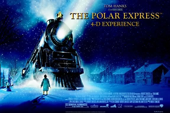 Enjoy the Polar Express 4D Experience at the Museum of Science Boston.