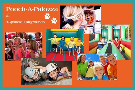 PoochaPalooza - A festival for pet owners in Topsfield MA.