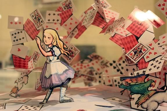 The Alice in Wonderland Tea at the Wenham Tea House is cohosted by Wenham Museum