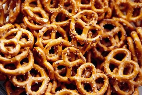 This month's Teen Food Friday a Newburyport Public Library focuses on Pretzels!