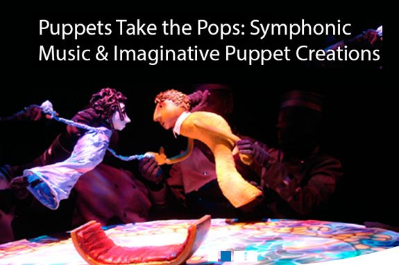 Boston Pops Puppets Take the Pops