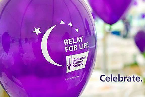 "The Relay For Life of Amesbury is hosting a ""Disco Dance Night"" fundraiser dance"