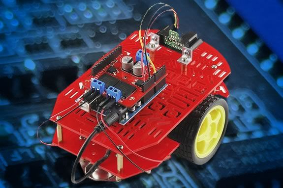 Learn robot basics at the Newbury Town Library!