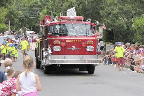 Independence Day Celebration in Rockport 2017