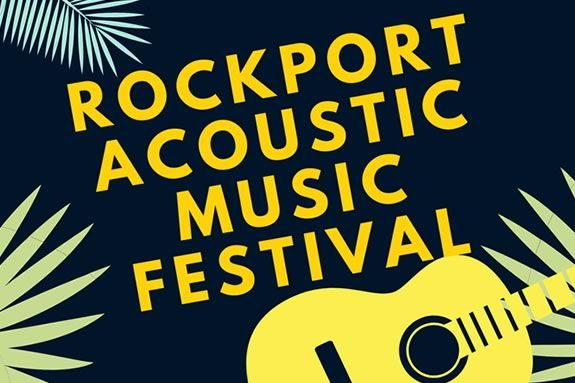 Enjoy a day of music at the Acoustic Music Festival at Millbrook Meadow in Rockport Massachusetts!