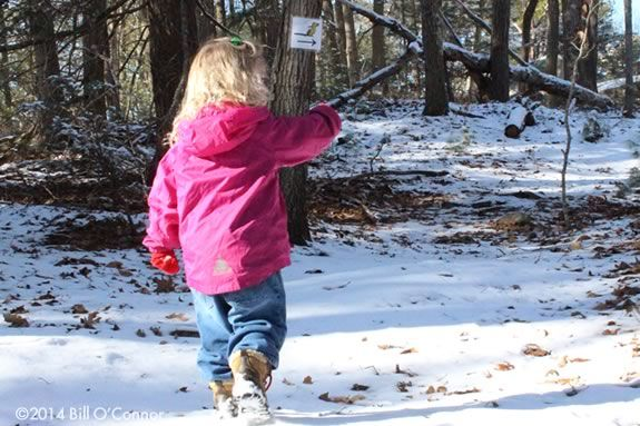 Have an Outdoor Adventure at Ravenswood Park, then warm up by the fire with a hot cocoa at the Cape Ann Discovery Center in Gloucester