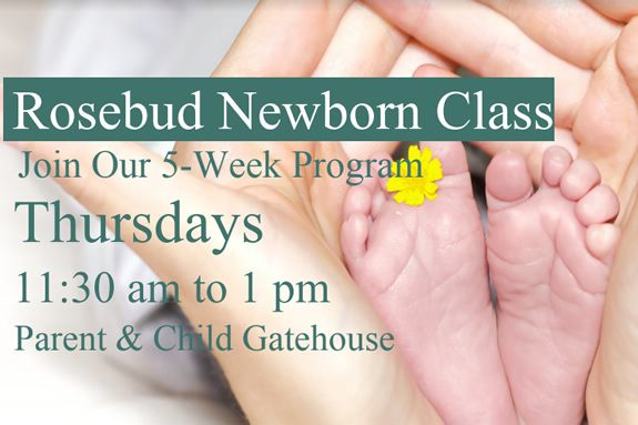 A Class for You and Your Baby at Waldorf School at Moraine Farm in Beverly