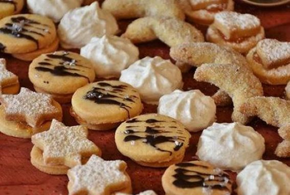 Rowley Public Library celebrates the Holidays with a cookie walk!