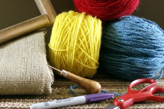 Kids will learn rug hooking techniques at the Ipswich Museum!