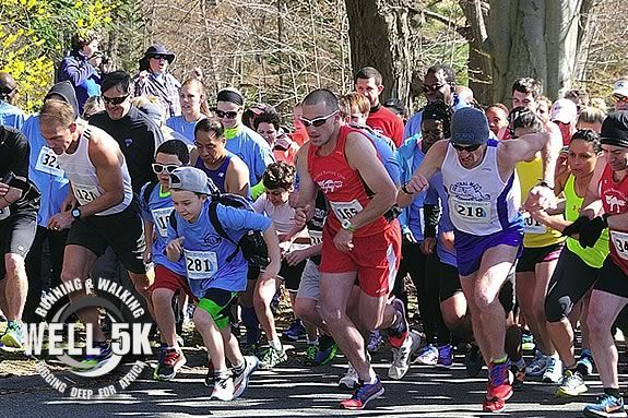 Run or Walk this 5k race in Beverly Massachusetts, and help raise funds to bring water to people who desperately need it
