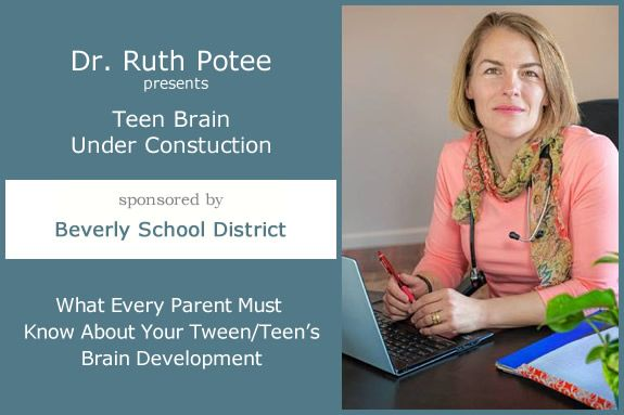 Addiction specialist to visit Beverly Middle School to discuss children's brain development