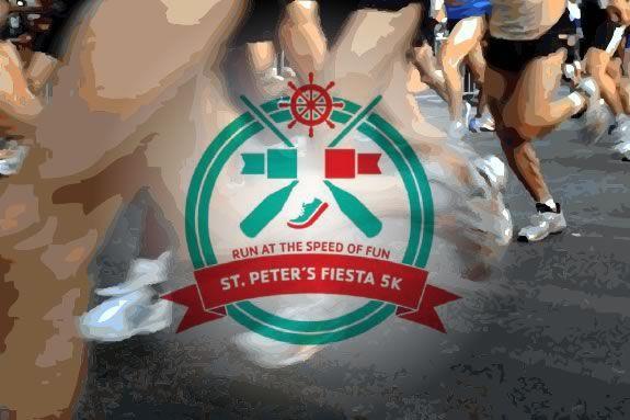 The Cape Ann YMCA Saint Peter's Fiesta 5k encourages kids to enter.
