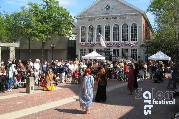 Downtown Salem comes alive with art for the fifth annual Salem Arts Festival