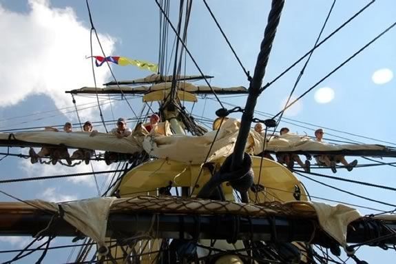 Celebrate 400+ Years of Maritime History at Derby Wharf in Salem Massachusetts! V