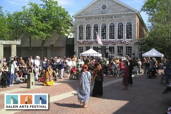 Downtown Salem comes alive with art for the annual Salem Arts Festival with art perfromances livemusic great food and family fun!