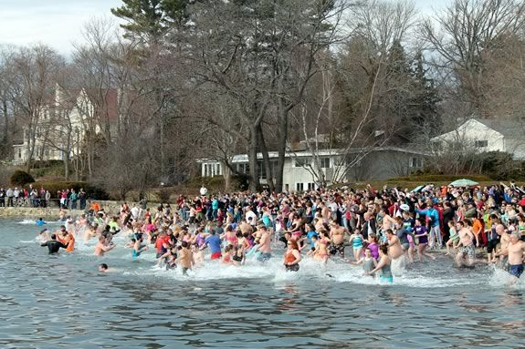 Take the Polar Plunge in Salem or Beverly Massachusetts to raise funds for local non profits!
