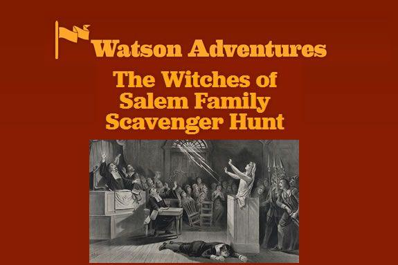 Salem Family Scavenger Hunt