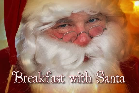 Come have breakfast with Santa at the Essex Elementary School!