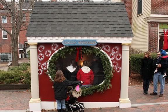Santas Workshop in Newburyport, Massachusetts. Visit Newburyport MA