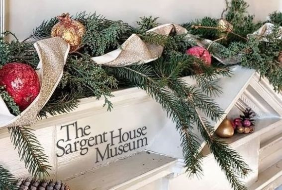 The Sargent House Museum in Gloucester offers free admission during the Middle Street Walk