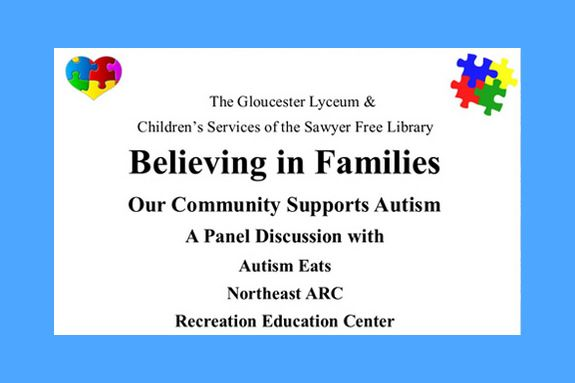 Sawyer Free Library in Gloucester Supports Children with Autism
