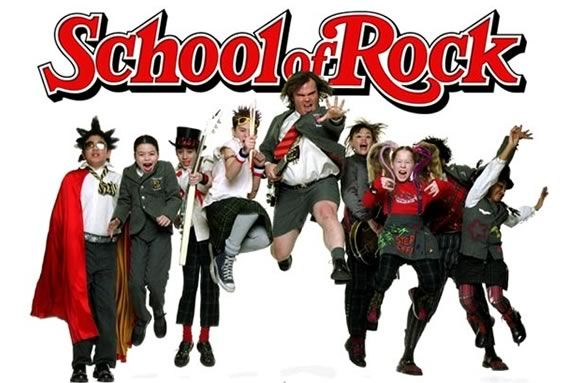 School of Rock will be shown FREE at Lynch Park in Beverly MA